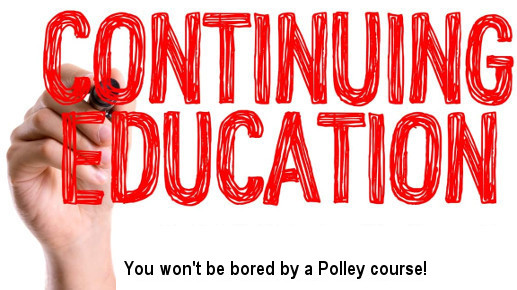 Polley Associates Continuing Education