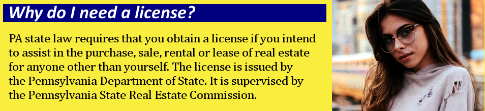 The 3-Minute Guide To Getting A Pennsylvania Real Estate License