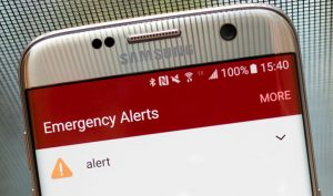Politicians Issue Wednesday Cell Alert Reminder
